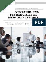 Reinventarse - Tendencia Mercado Global