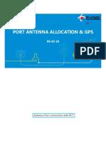 Port Antenna Allocation
