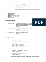 Catherine P. Malsi - Curriculum Vitae.docx