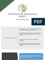Prevencion Del Abuso Sexual Infantil
