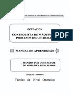 MANDOS POR CONTACTOR DE MOTORES ASÍNCRONOS.pdf