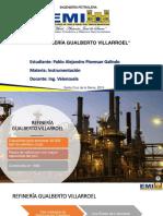 Refineria Gualberto Villarroel
