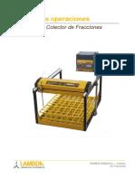 Colector de Fracciones y Muestras LAMBDA OMNICOLL Manual de Instrucciones(1)
