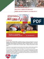 Heart Care -Curso Rcp-Dea