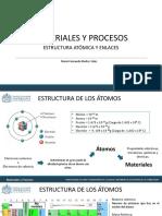 Sesion 2 - Estructura Atómica y Enlaces (1)