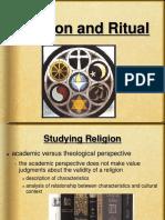 Lecture 05 - Religion