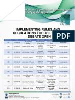 Ncr Debate Open Lahiraya Irr