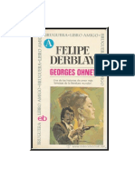 Ohnet Georges - Felipe Derblay
