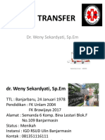 Management and System Pre Hospital