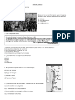 Guía de Historia