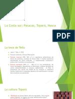 2. Costa Sur Paracas, Nasca, Topará.pptx
