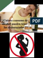 Isabel Rangel Barón - ¿Cuánto Consumo de Alcohol Pueden Tener Las Embarazadas?