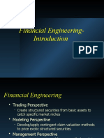 Financial Engineering 2010 11