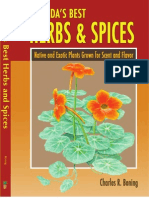 Florida's Best Herbs and Spices by Charles Boning