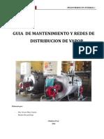 340760939 Guia de Mantenimiento y Redes de Distribucion de Vapor