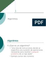algoritmos