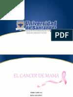 CANCER DE MAMÁ