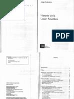 Saborido - La historia de la union sovietica - cap 1, 2  y 3.pdf