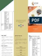 Brochure - Restauracion de Documentos