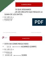 Semana 7 Sumadores Binarios.pptx