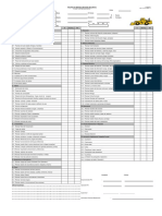 PI-DM0002 Check List Cargador Frontal DEF