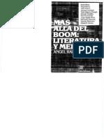 A.a.v.v. Mas Alla Del Boom, Literatura y Mercado
