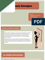 DIP- Sentencia Extranjra (1)