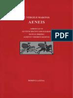 -Lingua Latina Per Se Illustrata- P.Vergilius Maro, Hans H.Ørberg - Aeneis (2008, Domus Latina)