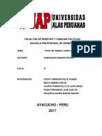 TIPOS DE HABEAS CORPUS - ZAMUDIO.docx