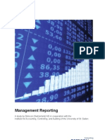 Detecon Study Management Reporting