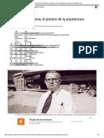 Carlos Raúl Villanueva, El Pionero de La Arquitectura Moderna _ Analitica.com