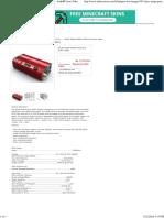 SkyRC MEGA POWER 1200W 50A Power Supply - IndoRCstore Toko RC Drift Online _ RC Shop _ Jual RC