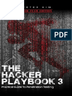 The Hacker Playbook 1- Practical Guide to Penetration Testing