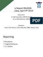 Dutyyy Report