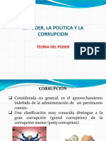 El Poder y La Corrupcion