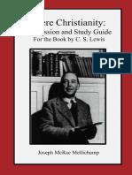 Mere Christianity_ Discussion and Study Gu - Joseph Mellichamp.pdf