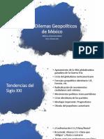 Los Dilemas Geopolíticos de México