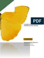 Cuestiones fundamentales de Filosofía de las ciencias Tarea 1.docx