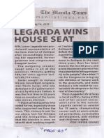 Manila Times, May 16, 2019, Legarda wins House seat.pdf