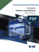 E101-3240 Heros Industrial Boilers_Spanish
