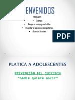 PLATICA.SUICIDIO