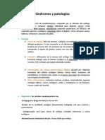 Síndromes y patologías.docx