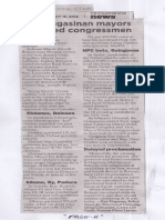 Philippine Star, May 16, 2019, 4 Pangasinan mayors elected congressmen.pdf
