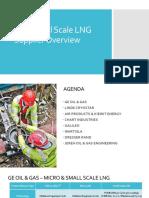Mini Small Scale LNG Supplier Overview