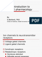 Pharmacology of Central Nervous System