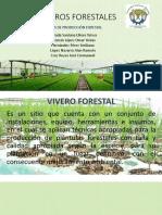 Exposición Viveros Forestales