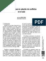 Estrategias Para Solucion Conflictos