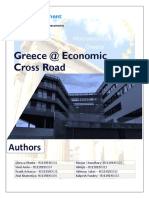 Global & Macroeconomic Environment Assignment-V2