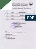 Jadwal Pelayanan Rohani RSUD Dr. H. Soemarno Sosroatmodjo Kuala Kapuas