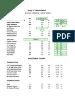 ASME Pressure Vessel Design-A